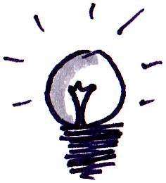 Symbol Idee