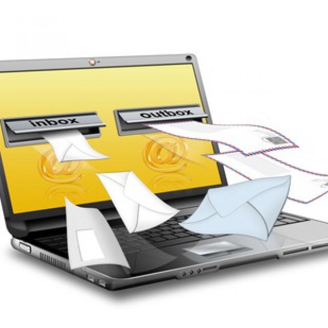 Posteingang elektronisch