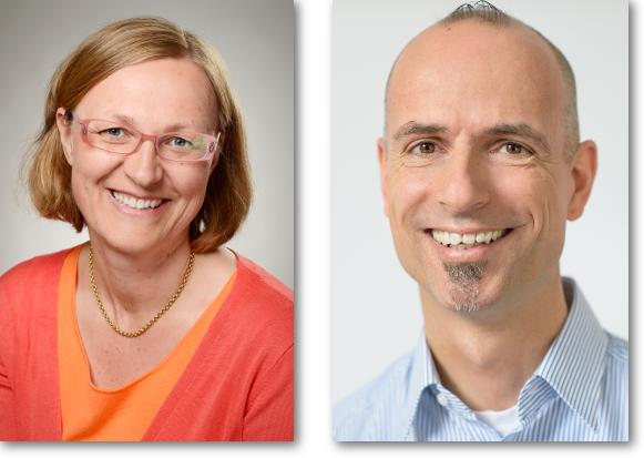 Bettina Glamsch und Klaus Heywinkel
