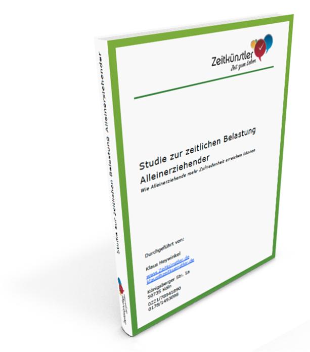 3D Buchcover Studie