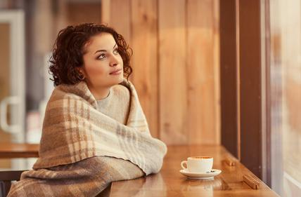 """Bild: Zeit zum Nachdenken - wie Du Stress """"wegmachen"""" kannst"""