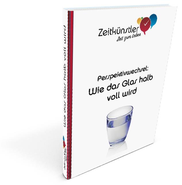 eBook: Wie das Glas halb voll wird