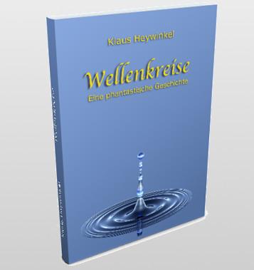 Buchcover Wellenkreise
