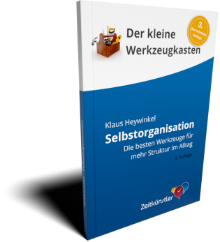 Buchcover Selbstorganisation - 3. Auflage