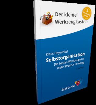 Buch Selbstorganisation - 3. Auflage